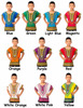 Kids African Dashiki Ethnic Cotton Shirts