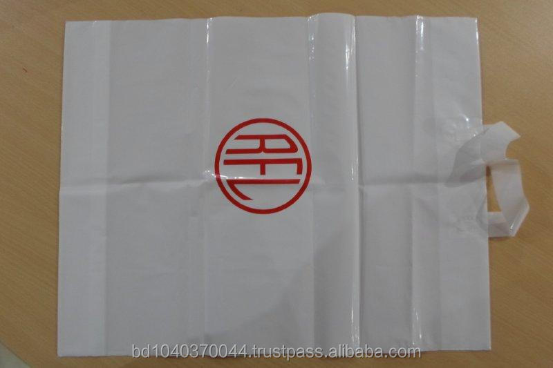 Very Good Quality Poly Shopping Bag From Bangladesh