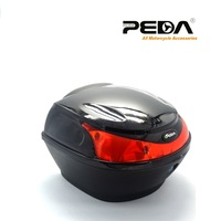 (2016 PEDA) NEW Discount Rear Box Top Case Luggage For Scooter 25KM Moped Electric Bike Bicycle Motorbike QGB