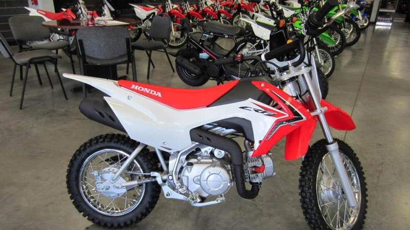 Free Shipping Used 2016 Honda CRF250R Motorcycle