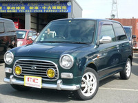 Popular mini automobiles japan with Good Condition Mira Gino mini light SP 2001 used car