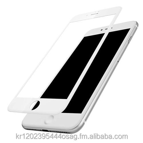 3D full covered Soft Edge Tempered Glass Screen Protector (Carapace Glass-Z)