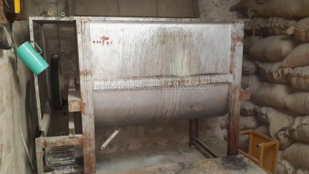 Detergent Soap Mixing Equipment