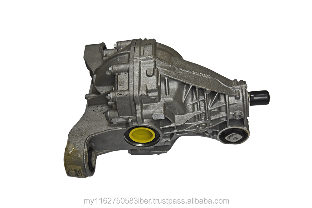 Gearbox and body parts automotive