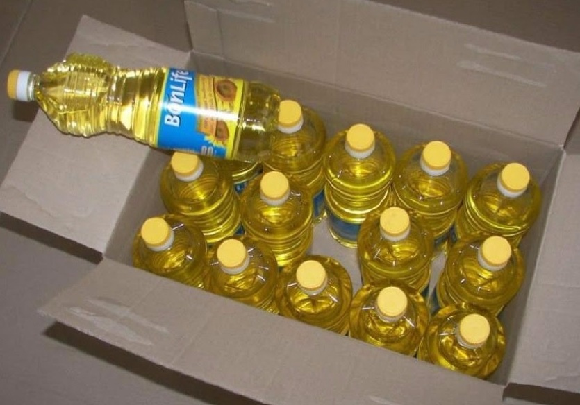 Refined Sunflower Oil (RSFO) / Refined Sunflower Cooking Oil Factory price PRIVATE LABELS