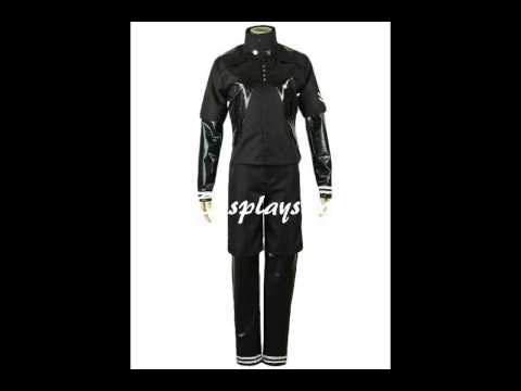 Tokyo Ghoul 2 Kaneki Ken Cosplay Costume Custom made in any size