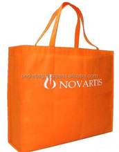 2015 Reusable Carrying Shopping bag Grocery packaging bag tote pp non woven bag