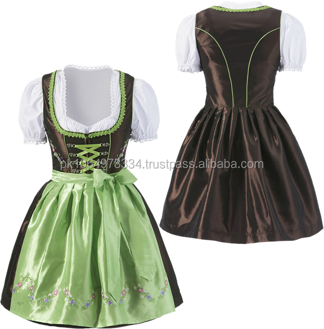 Ammara Sports Customize Fancy Austrian and German Dindl Dresses
