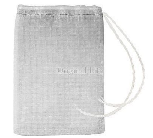 *One-Side Rope(convenient to tip)*Fruit Bagging/PE 45 mesh(1200 mesh) Grow Bag/ Non-consumable Bagging Fruit and Vegetable