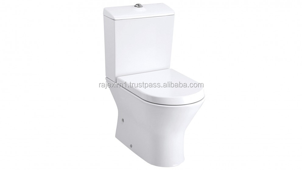Best seller one piece ceramic toilet bowl
