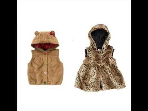 Baby Girl & Boy Fur Vest | Infant Fur Vest Gallery Romance