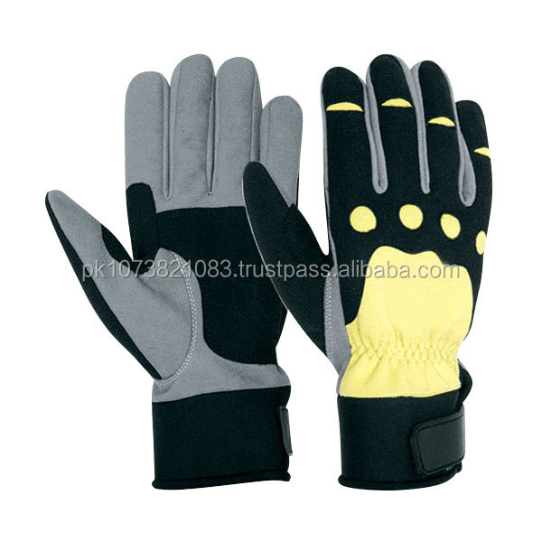Amara / polyester working gloves /High quality Mechanic gloves