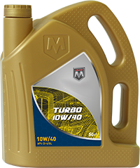 Turbo 10W/40 High Quality Cheap Turkish Made Diesel Engine Oil