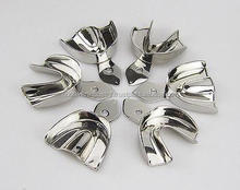 Perforated Stainless Steel Impression Trays/High quality Dental Impression