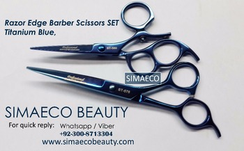Sharp Razor Edge Scissor SET / Barber Professional Scissor SET