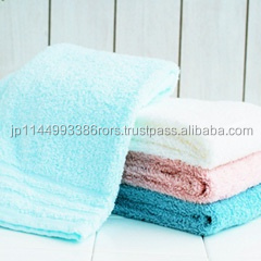"Soft and Easy to use microfiber towel fabric roll "" air kaol "" with multiple functions made in Japan"