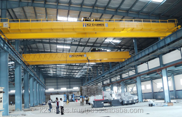 high capacity DOUBLE GIRDER CRANE FROM INDIA