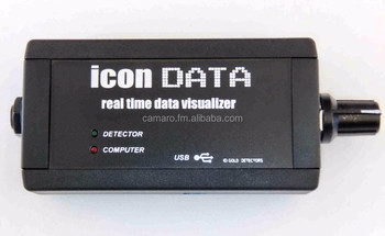 ICON DATA metal detector data logger and real time imaging device