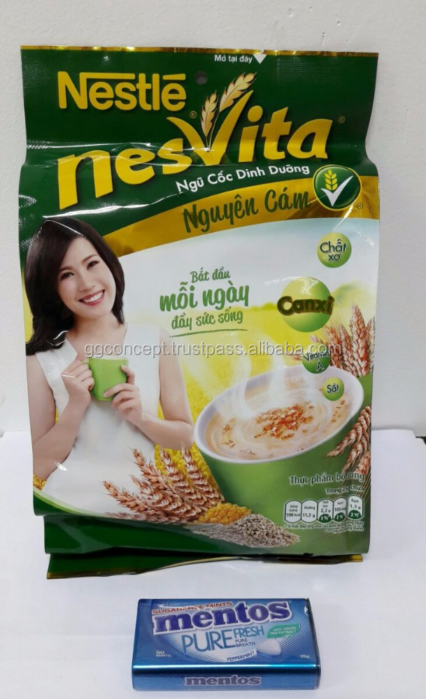 Nutritious Cereal Powder, instant cereal