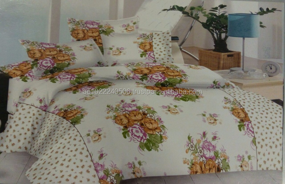 4 PIECE BED SHEET SET 1800 COUNT DEEP POCKET - King- Queen - Full - Twin