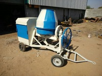 Full Bag Mixer Without Hopper Diesel Operated