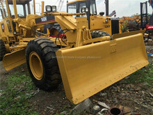 Used CAT Motor Grader, Used CAT 140H Motor Grader with front blade