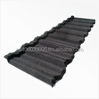 Steel Stone-Coated Roof tiles