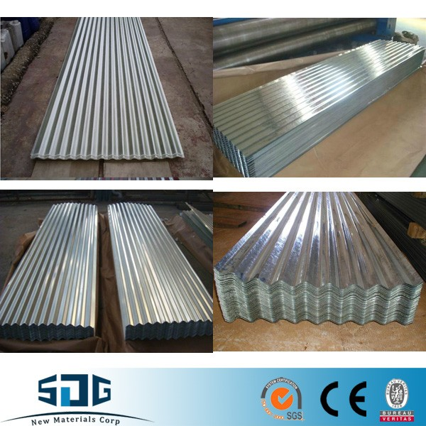 China Metal Roofing Material Ppgi Steel Sheet 24 Gauge