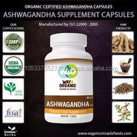 The Premium Quality Ashwagandha Forte -Anti stress Supplement capsules For Sales