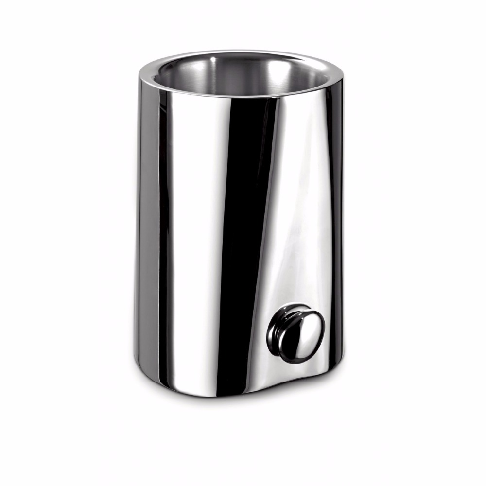 "Bugatti - ""Acqua"" Design Wine cooler Stainless Steel"