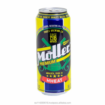 Moller Wheat Beer canned 5.2% vol. alc. 24x50cl