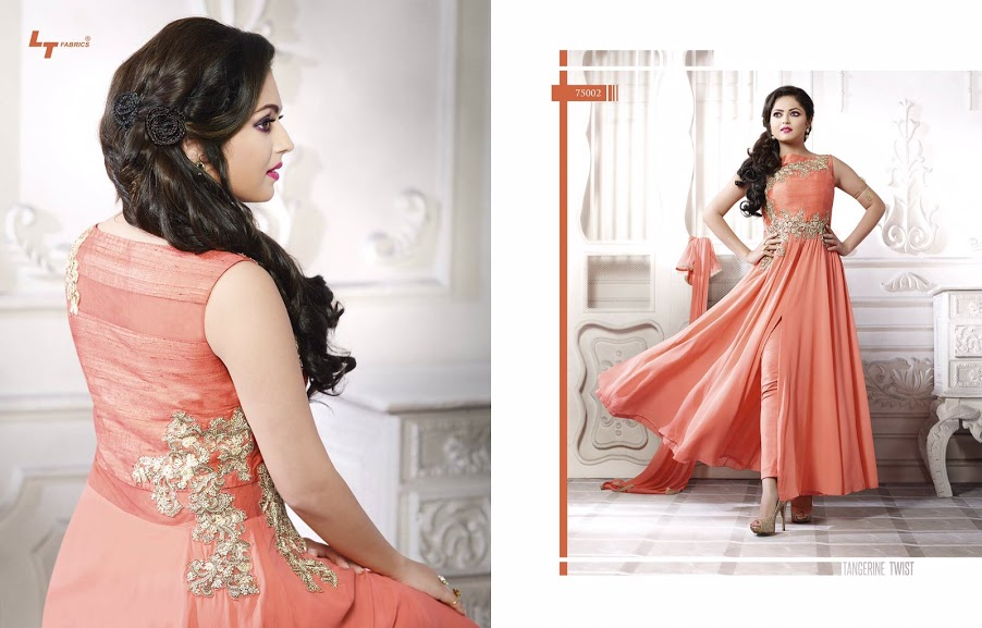 Designer Fancy anarkali suits for women