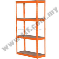 DIY Rack Orange, Racks, Racking, TTF Storage Racking System
