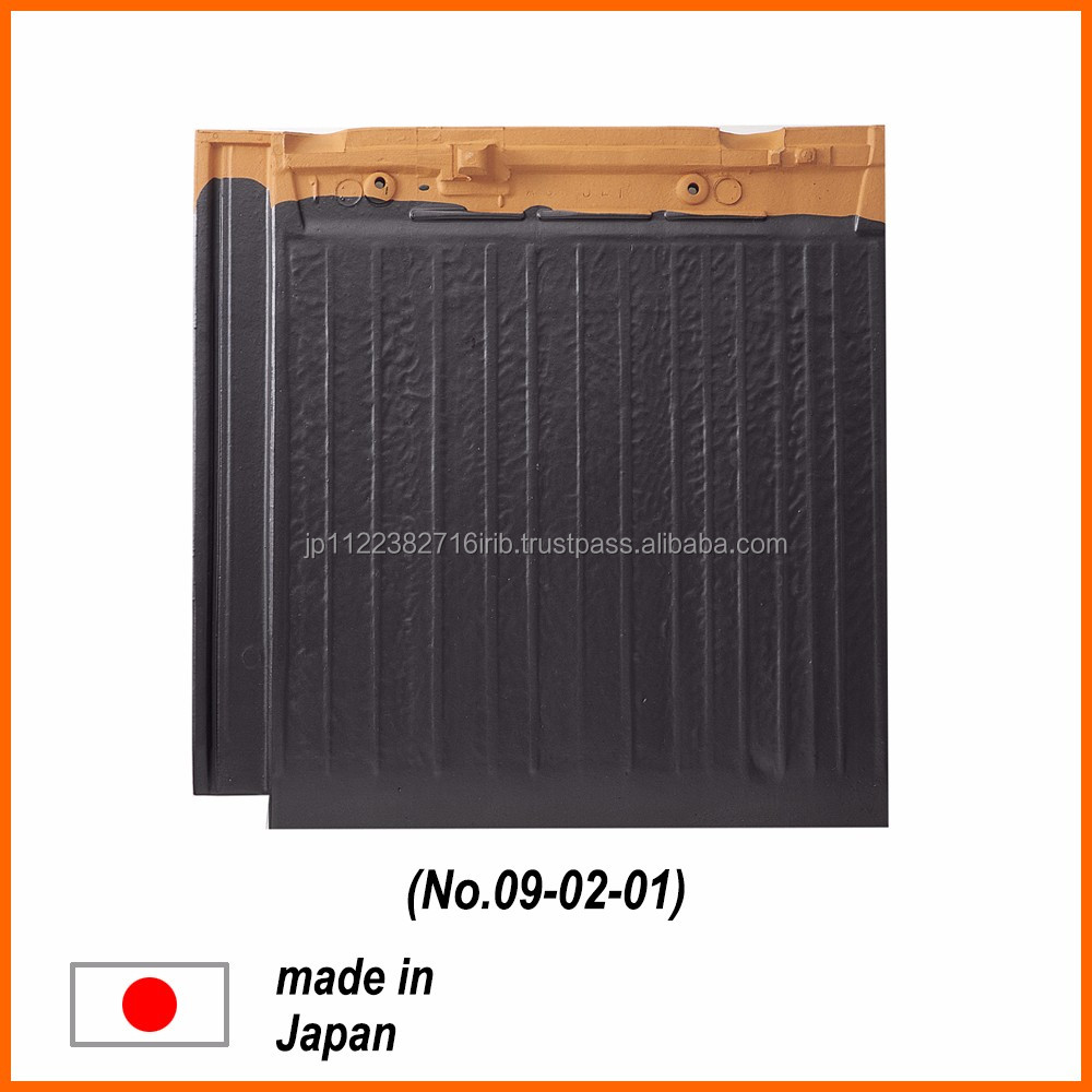 Refined design beautiful western-style clay roof tiles for sale