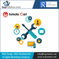 Unique and Affordable Tomato Cart Ecommerce Website Development Company from India