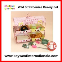 Mother Garden Wild Strawberries Bakery Set