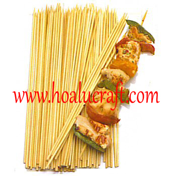 Bamboo skewers manufacturer in Vietnam