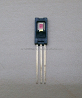 HIH-4000-002 integrated circuit humidity sensor, 1,27 mm [0.050 in] lead pitch SIP