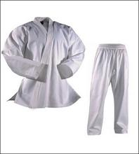 Karate Uniforms, Student Karate Uniform and Gi,100% Cotton Canvas Karate Uniforms