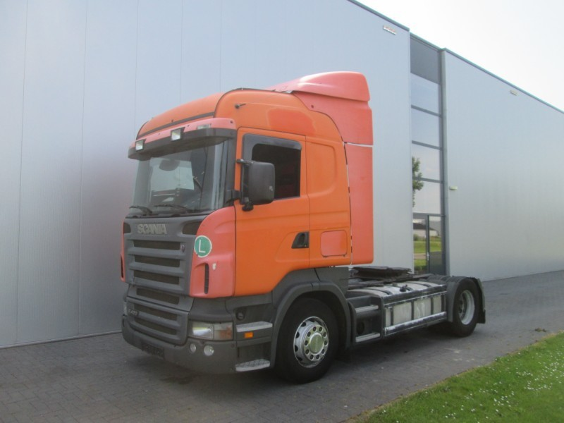 SCANIA R420 4X2 MANUAL HIGHLINE EURO 3