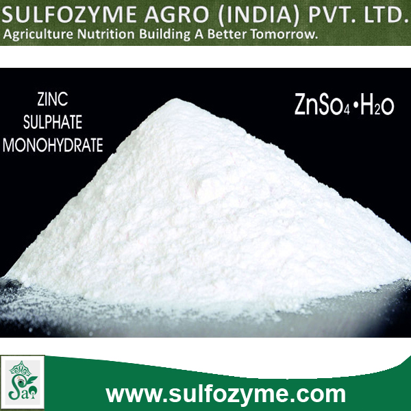 zinc sulfate/use for Agriculture