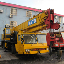 Kato NK400E truck crane, Japan Kato 40ton cranes for sale, ready to use