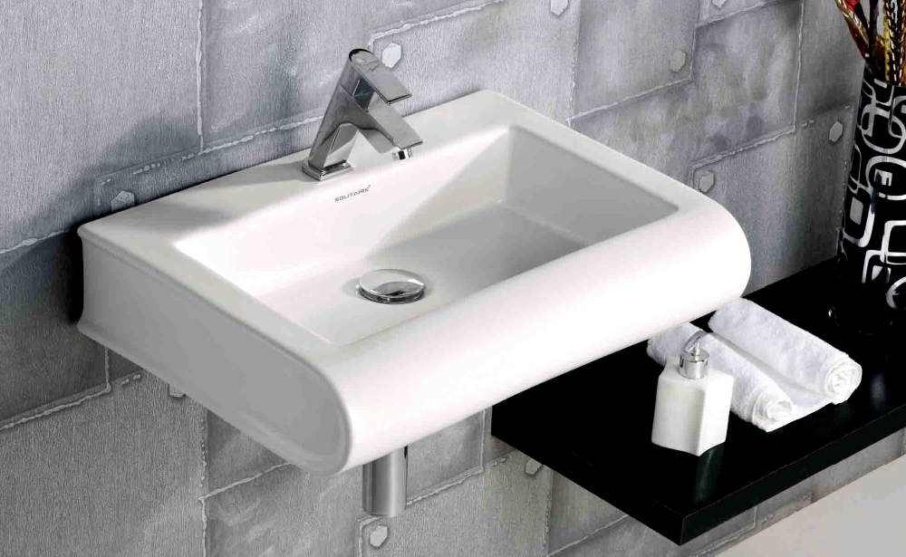 VERONICA -BOOK SHAPED BASIN