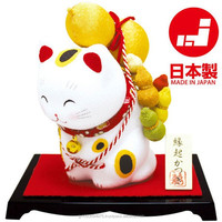 Traditionally wholesale cute lucky cat for ideas souvenir made in japan