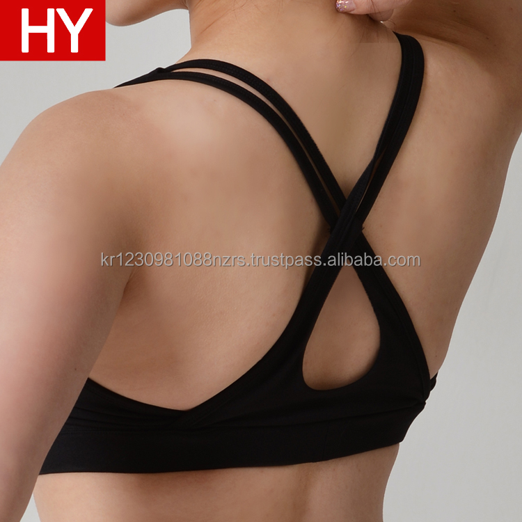 2017 Fashionable Custom Sportswear beautiful bra sexy bra design
