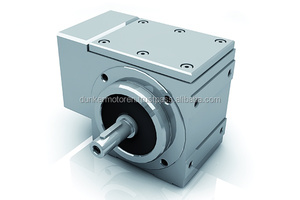 Dunkermotoren's SpiroTec gearboxes are notable for very compact design, low weight and excellent efficiency.