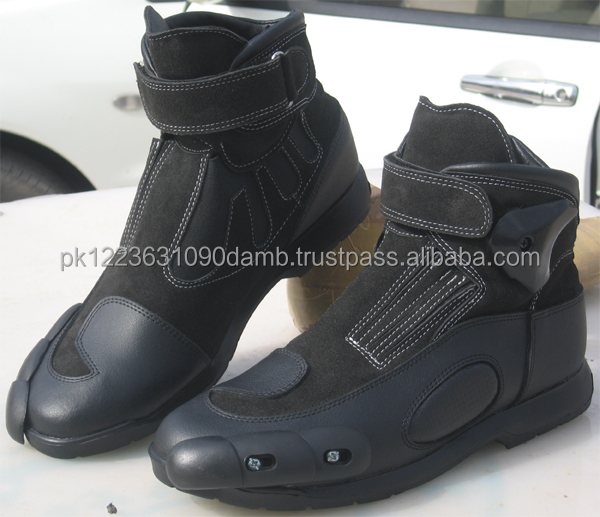 Custom made Motorcycle/Motorbike Shoes/ Motorbike Racing shoes