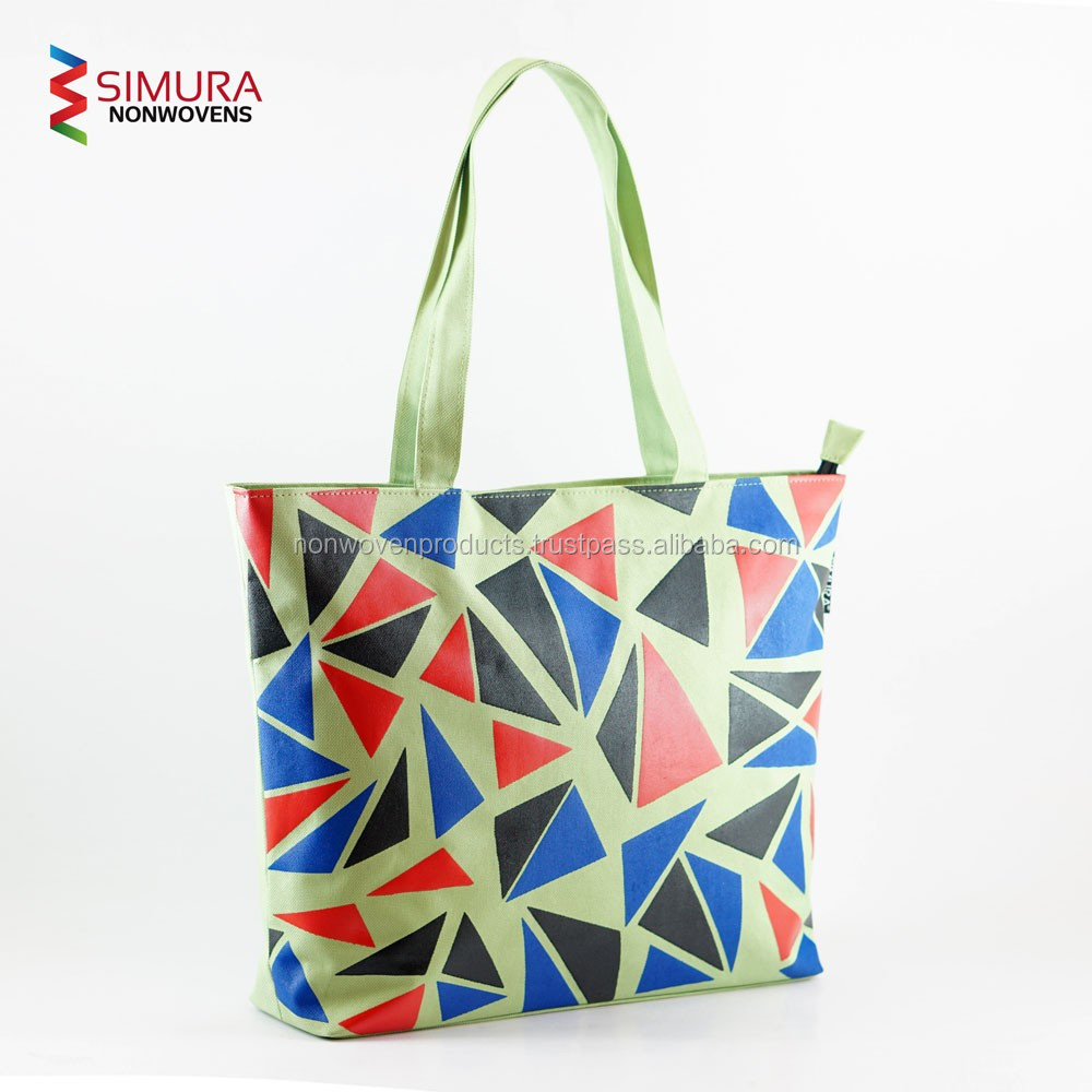 Tote Bag with Lovely Print