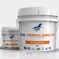 Seal Thermal-Shield - Liquid Ceramic Thermal Paint / Coating