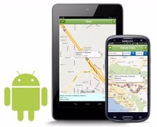 Cellulare GPS Tracking Software Come Uber